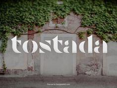 Tostada - Free Font