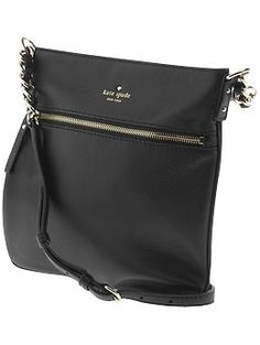 Kate Spade crossbody leather bag... great size