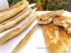 Kapustové langoše (fotorecept) - Recept Apple Pie, Bread, Ethnic Recipes, Desserts, Food, Pizza, Basket, Bulgur, Tailgate Desserts