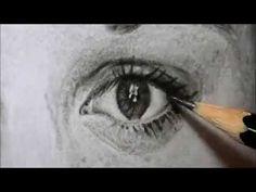 Göz çizimi  How to draw eye drawing