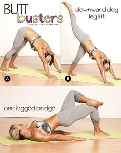 Two Awesome Butt Workouts!