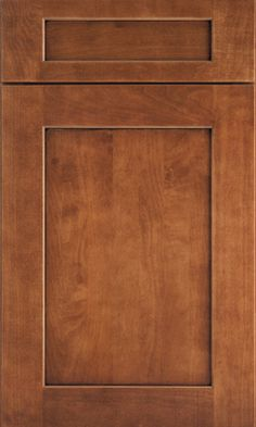 Waypoint Living Spaces cabinet door   Style 650 in Maple Auburn Glaze