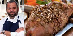 Норвежский рецепт - Ножки козлёнка с запечёнными овощами #Norway #recipes #gastronomy