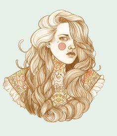 Ilustraciones de Liz Clements
