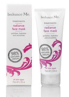 Balance Me Radiance Face Mask, Gesichtsmaske75ml