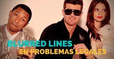 @robinthicke en problemas legales por #BlurredLines #Kafecitos #LoMejordelaSemana #RobinThicke