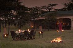 Kicheche Bush Camp, Quênia (Kenya)