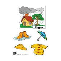 Das Wetter, Regenbogen basteln, lernen, Spiele, und Ausmalbilder für Kinder