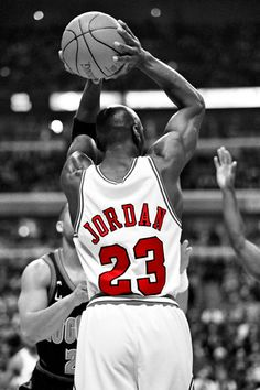 #23 l Michael Jordan