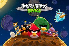 Nuevos vídeos de Angry Birds Star Wars y visita a marte en Space