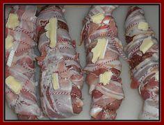 Varkenshaas met brie en spek Food Vans, Sugar Free Diet, Good Food, Yummy Food, Xmas Dinner, Fish And Meat, Oven Dishes, Pasta, Fabulous Foods