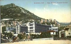 I submit this with a brief back story. While serving in the US Military I had the great fortune to work among the Royal Navy and was a member of a unique military club (senior ranks mess) at the Royal Naval Hospital. This post card was RNH Gibraltar in her hay day. Constructed in 1904 and recently sold and transformed into a palatial mansion....those photos to follow.