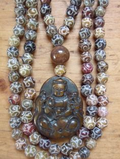 Kuan Yin prayer beads