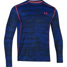 Pánské triko s dlouhým rukávem Under Armour Under Armour, Adidas, Long Sleeve, Sleeves, Mens Tops, T Shirt, Fashion, Supreme T Shirt, Moda