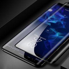 Bakeey 5D Curved Edge Diamond Soft Glass Screen Protector for Samsung Galaxy S9 Sale - Banggood.com Samsung Accessories, Tempered Glass Screen Protector, Samsung Galaxy S9, Mac, Gadgets, Apple, Iphone, Diamond, Apple Fruit