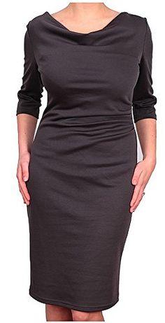 Beautiful Business Pencil style Dress (EU 50 - DE 48 - UK 22... Berry http://www.amazon.co.uk/dp/B00KESIG04/ref=cm_sw_r_pi_dp_adkBwb1Q7SG1K