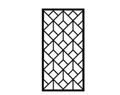 Seattle Metal Trellis/Privacy Screen - All About Window Grill Design Modern, Grill Door Design, Door Gate Design, Screen Design, Window Design, Metal Garden Trellis, Wall Trellis, Wooden Screen Door, Metal Screen