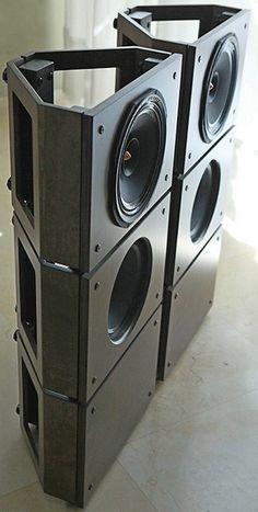 DIY Loudspeakers. Loudspeaker kits. Full range loudspeakers. Audio Nirvana…