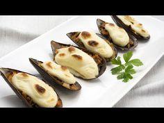 Receta de mejillones gratinados de Karlos Arguiñano - YouTube