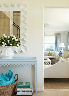 Design by Massuco Warner Miller featuring oomph Newport Console.