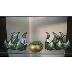 ست هفت سین ماهی سبز