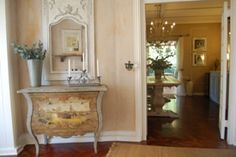 beautiful French style B&B in South Africa