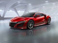 2016 Acura NSX - http://car-pictures.info/2016-acura-nsx/