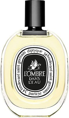 Diptyque L'Ombre dans l'Eau Eau de Toilette - Things for A.A x - Perfume Perfume Diesel, Best Perfume, Top Fragrances For Men, Best Fragrances, Perfume Fahrenheit, Perfume Invictus, Perfume Reviews, Nordstrom, Allegiant
