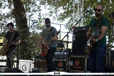 Fotorreportagem Twin Transistors @ Reverence Valada, 09/09/16 - Parque das Merendas, Valada - World Of Metal