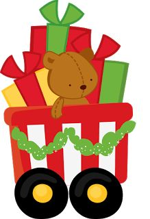 christmas santa train clip art clip art christmas 1 clipart rh pinterest com  christmas train clipart free