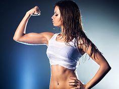 Cómo Tonificar los Músculos con Pesas - Para Más Información Ingresa en: http://videosparabajardepeso.com/cmo-tonificar-los-msculos-con-pesas/