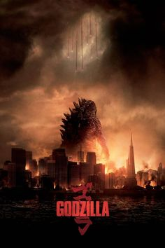 Godzilla remake) Directed by Gareth Edwards. With Aaron Taylor-Johnson, Elizabeth Olsen, Bryan Cranston, Ken Watanabe. The world is beset by the appearance of monstrous creatures, but one of them may be the only one who can save humanity. Movies 2014, Sci Fi Movies, Action Movies, Hd Movies, Movies To Watch, Movies Online, Movie Tv, Movies Free, Cinema Movies