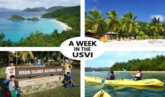 7 Day Itinerary for the US Virgin Islands of St. Thomas & St. John - Packing for Seven