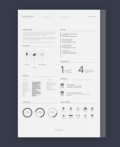Resume File Format Free Resume Template In Psd File Format  Free Resume Templates .
