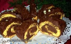 Érdekel a receptje? Sweet Cookies, Cake Cookies, Torte Cake, Hungarian Recipes, Fudge, Cookie Recipes, Tart, Food And Drink, Sweets