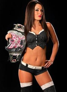 Brie Bella WWE Divas Champ