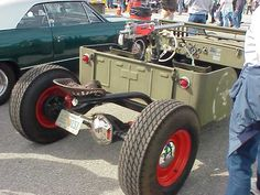 """jeep rat - KillBillet.com """"The Rat Rod Forum Dedicated to fun, low budget, traditional, rusty, patina Rat Rods and Old School Hot Rods built with junk yard parts."""""""