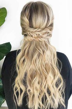 Pick one of braided hairstyles if you have no idea how to style your hair for a Valentines Day date. Believe it or not, braids are always trendy. Short Curly Hairstyles For Women, Childrens Hairstyles, Cool Braid Hairstyles, Party Hairstyles, African Hairstyles, Trendy Hairstyles, Girl Hairstyles, Curly Hair Styles, Little Girl Curly Hair