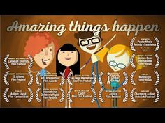 """""""Amazing things happen"""" - video to help people better understand Autism"""