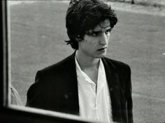 Louis Garrel in Les Amants Réguliers