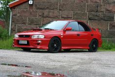 https://flic.kr/p/a7V4JA | 1999 Subaru Impreza GT