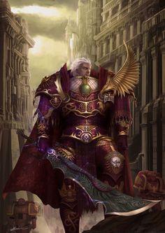 Fulgrim, Emperors Children