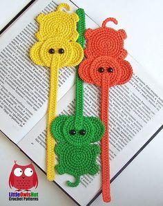 Ravelry: 142 Elephant bookmark or decor pattern by LittleOwlsHut
