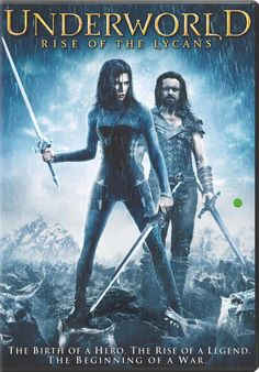 Underworld Rise of the Lycans 2009 Dual Audio BRRip Watch Online