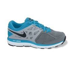 85f184098523 Nike Dual Fusion Lite Running Shoes - Grade School Boys