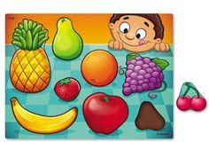 Fruit Puzzle...Lakeshore Learning