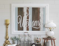 Start at Home Decor by StartatHome on Etsy