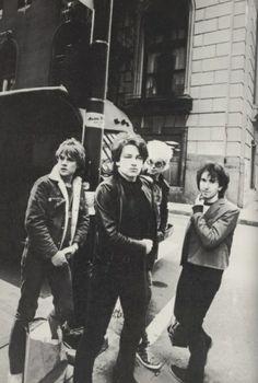 A Young U2.