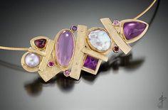 Isabelle Posillico || Pendant- gorgeous!! my favorite color!!