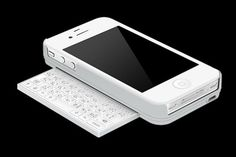 Kiano for iPhone Keyboard Case